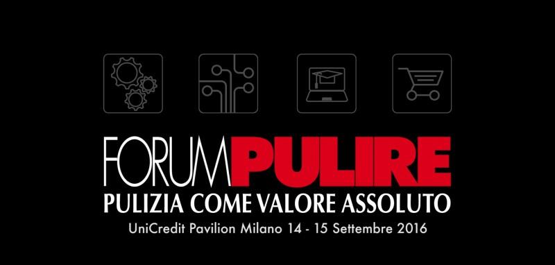 Forum Pulire 2016 – Terza edizione