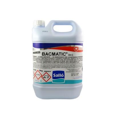 Bacmatic - concentrato per lavastoviglie a tripla azione