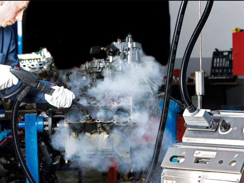 Industria macchina a vapore Erremme